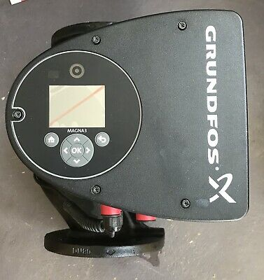Grundfos MAGNA3 80-100F (360) Circulator 240V pump 97924309 #1510