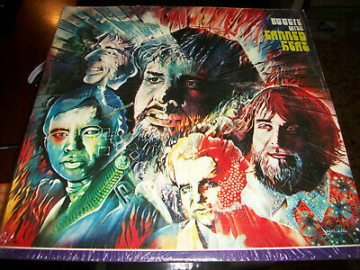 Canned Heat ‎– Boogie With Canned Heat - LP - 1980 - Liberty