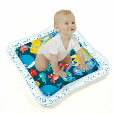 USA Inflatable Baby Water Mat Fun Activity Play Center For Children And Infants