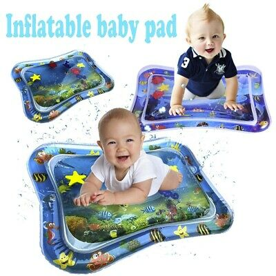Inflatable Baby Water Mat Fun Activity Play Center For Children & Infants Water