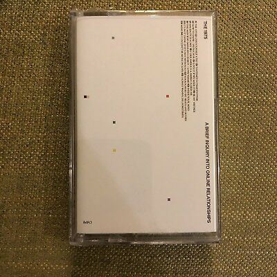 The 1975 - A Brief Inquiry Into Online Relationships Cassette Tape Sealed