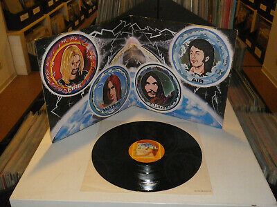 "JANE: Fire, Water, Earth & Air, BRAIN, 1084, GER, 12""/ LP, RAREST KRAUTMONSTER!!"