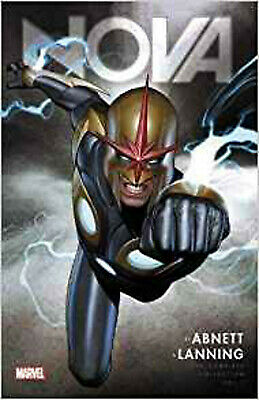Nova by Abnett & Lanning: The Complete Collection Vol. 1, Kev Walker,Andy Lannin