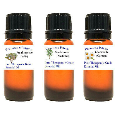 10 ml Pure Essential Oils  Buy 3 Get 2 FREE!!!