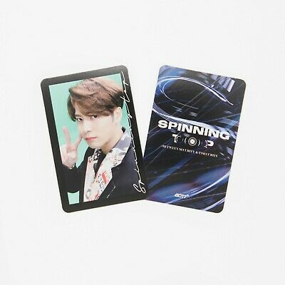 [GOT7] SPINNING TOP Official Photocard / Eclipse / 1pc / JACKSON 2