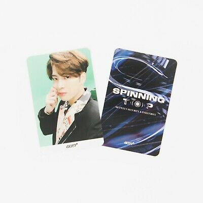 [GOT7] SPINNING TOP Official Photocard / Eclipse / 1pc / JACKSON 6