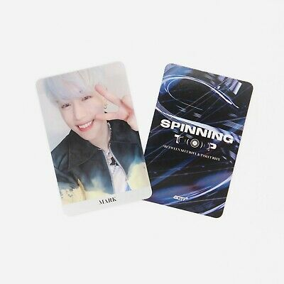 [GOT7] SPINNING TOP Official Photocard / Eclipse / 1pc / MARK 1