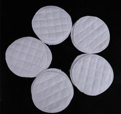 Reusable Make Up Wipes, Washable Facial Cleansing Rounds, Remover Pads Set Of 10