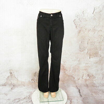 d0d12a2f LEE PLATINUM LABEL Smoothing Waist Pull On Sz 12S Barely Boot Cut ...