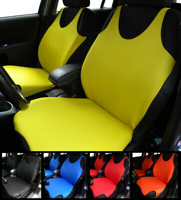 Yellow Seat Covers For  Jaguar Xf Xe Sportbrake F-Type Ftype F-Pace X-Type