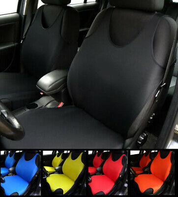2 Blave Seat Covers For  Peugeot 104 106 107 108 204 205 206 207 208 2008