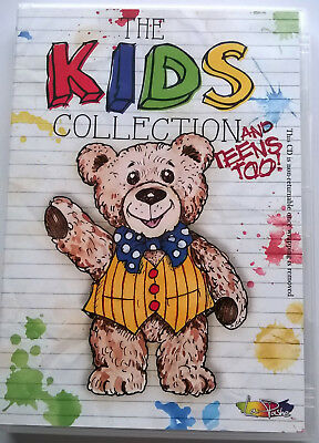 La Pashe decoupage CD - The Kids Collection and Teens Too - over 100 designs