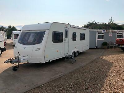 Now Sold Sold 2006 Bailey Discovery 400 5 Berth End Bedroom *