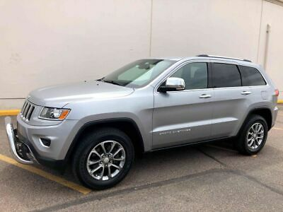 2014 Jeep Grand Cherokee Limited 4x4, Heated Leather, NAV, Back Up Cam, Blu 2014 Jeep Grand Cherokee Limited 4x4, Heated Leather, NAV, Back Up Cam, Blu 94,1