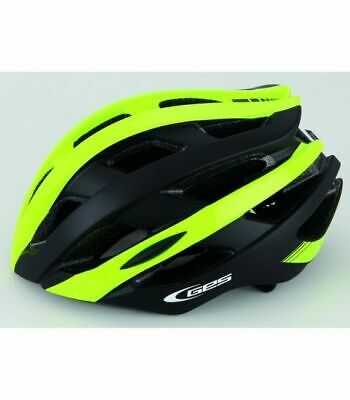 Casco Ges Icon-12 Road Mtb Amari/Negro T.m(54-58)