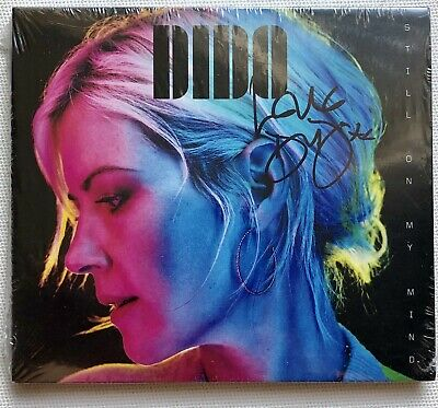 Dido - Still On My Mind Hand Signed Cd Album Autographed New Sealed