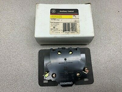 New In Box Ge Auxiliary Contact Cr305X200B