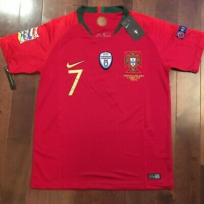 941fc5619cb Nike Portugal Nations League 2018 19 Cristiano Ronaldo  7 Jersey size M -  Medium