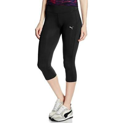 7fb1bdb940c0c PUMA WT ESSENTIAL 3/4 Damen Tights Hose Jogginghose Trainingshose ...