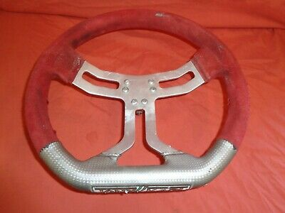 Go kart OTK Tonykart Tony Kart Steering Wheel With Boss