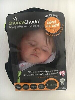 Snooze Shade Infant Car Seat Cover