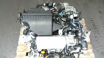 Nissan Micra Note HR12DDR Supercharged Motor