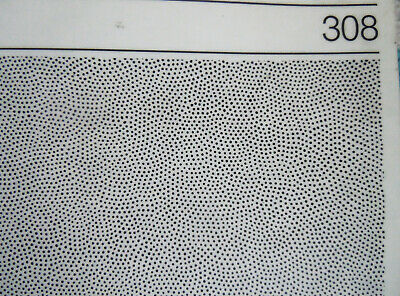 MECANORMA NORMATONE Dry Adhesive Transfer sheet DOT PATTERN #308