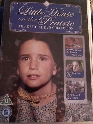 Little House On The Prairie - Official DVD Collection Part 9  Episodes 25, 26 27