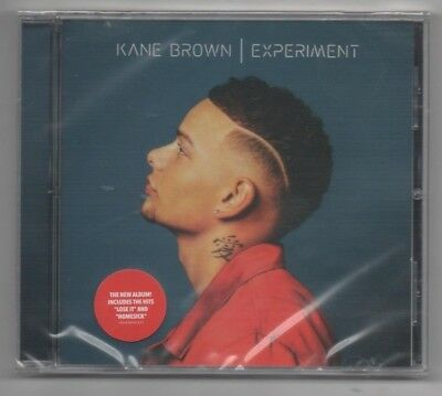 Kane Brown Experiment 2018 CD Lose it, Homesick, Baby Come Back To Me