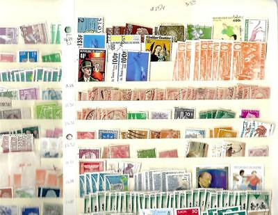 100 Different World Wide Stamps from my Hoard of over 3,000,000 Stamps Super