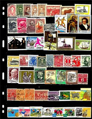 Mini-Collection 435 All Different World Wide Stamps Packed With Nice Varieties