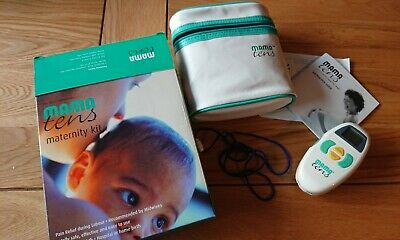 Mama Tens Maternity TENS Machine. Labour Pain Relief.