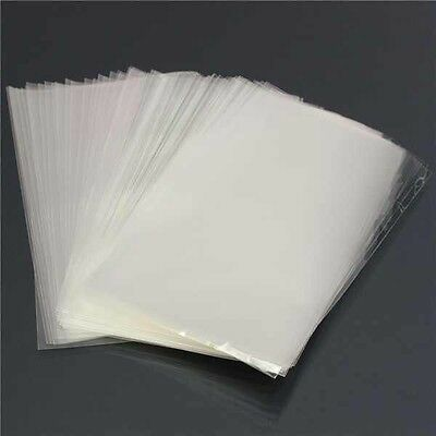 "8""x10"" 1000 Clear Polythene Food Use, Sandwich, Storage Plastic Bags"