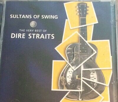 Dire Straits - Sultans Of Swing (The Very Best Of) 2 Cd Set.