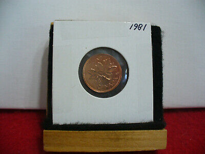 1981  Canada  1  Cent Coin  Penny  Proof Like  High  Grade  Sealed  See Photos