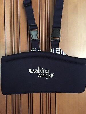 Genuine Walking Wings Baby Learning to Walk Assistant Upspring Baby Blue