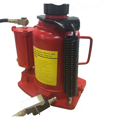 Air Jack- hydraulic bottle 35 ton - Tested and quality checked. Air or manual
