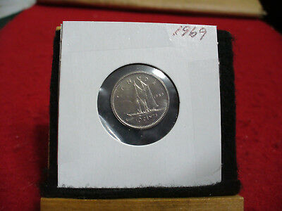 1969  Canada  Dime  10 Cents    Top Grade  69  Proof Like  Sealed  See Photos
