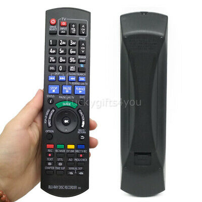 PANASONIC REMOTE CONTROL FOR DMR-PWT520 DMR-BCT820 Blu-ray HDD DVD Recorder OZ