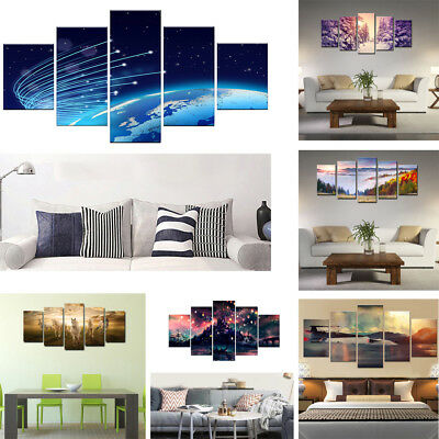 Unframed Modern Art Oil Painting Print Canvas Picture Home Wall Room Decors Hot