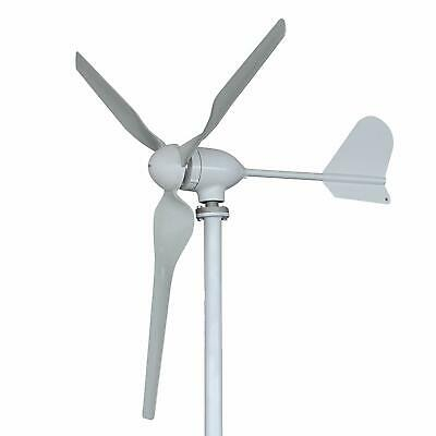 Tumo-Int 400W 3Blades Wind Turbine Generator Kit with Charge Controller (12/24V)