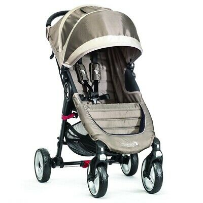 Passeggino Baby Jogger City Mini 4-Sand/Stone