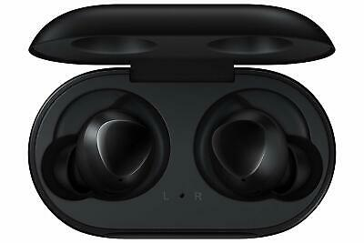 Samsung Galaxy Buds True Wireless In-Ear Headset Headphones - Black - SM-R170