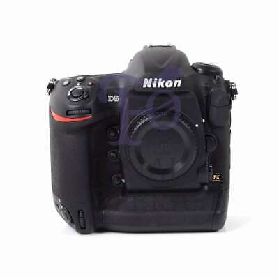Autentico Nikon D5 Digital SLR Camera Body Double CF Version (Dual CF Slots)