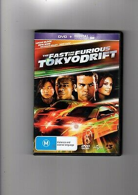 The Fast and the Furious - Tokyo Drift (DVD, 2009)