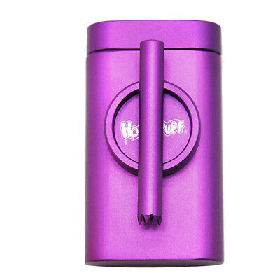 Metal Tobacco Herb Grinder Storage Container One Hitter Pipe Multifunctional