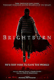 BRIGHTBURN - Admits 2 - DOUBLE MOVIE PASS/Cinema Ticket