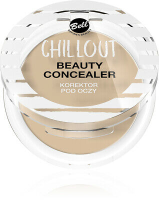 Bell CHILLOUT Beauty Concealer hides dark circles under eyes 174