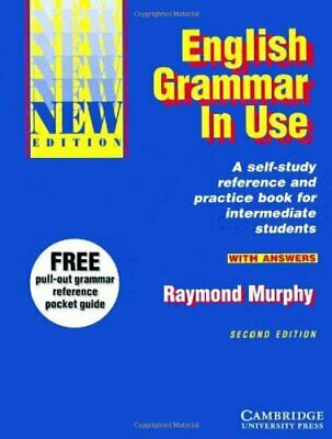 English Grammar in Use With Answers  by Murphy