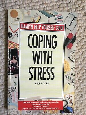 Coping with Stress by Helen Dore - paperback - Hamlyn Help yourself Guide series